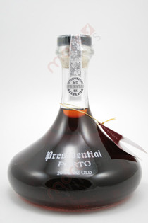 Presidential Aged Tawny Port 20 Year Old 750ml