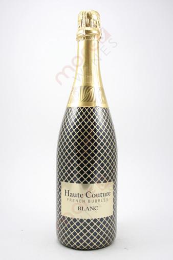 Haute Couture French Bubbles Blanc Sparkling Wine 750ml