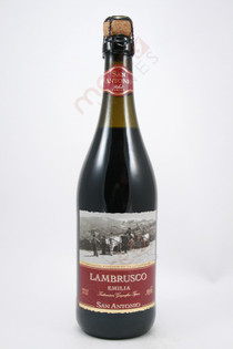 San Antonio Lambrusco Emillia Red Wine 750ml