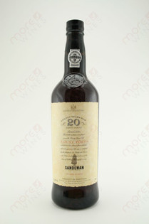 Sandeman 20 Year Old Tawny Port 750ml