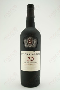 Taylor Fladgate 20 Year Old Tawny Porto 750ml