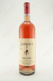 Vampire Merlot Rose 750ml