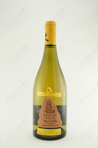 Vina Requingua Puerto Viejo Chardonnay 750ml