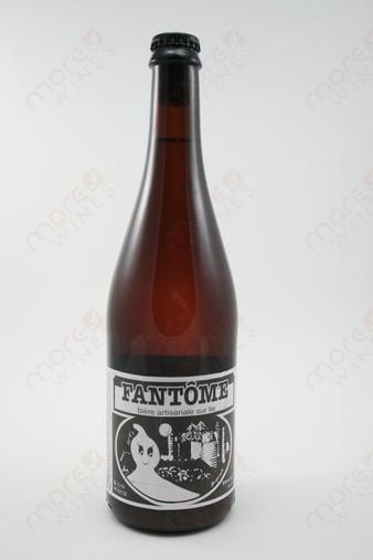 Fantome Biere Artisanale Sur Lie