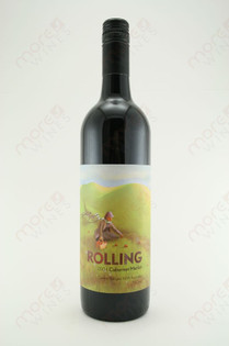 Rolling Cabernet Merlot 2004 750ml
