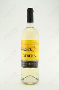 Sebeka Sauvignon Blanc 750ml