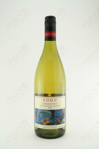 Tohu Marlborough Sauvignon Blanc 2005 750ml