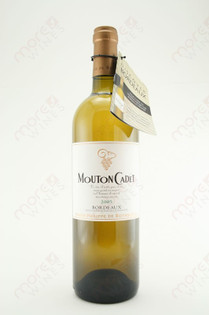 Mouton Cadet Bordeaux White 750ml