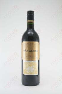 Vina Albina Reserva 1999 Rioja 750ml