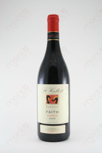 St.  Hallett Faith Shiraz 2005 750ml