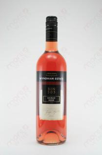 Wyndham Estate BIN 505 Shiraz Rose 2006 750ml