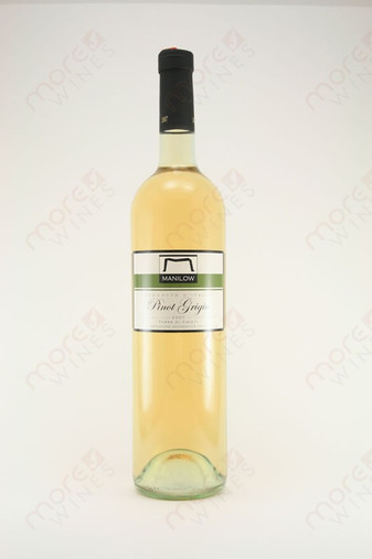 Manilow Pinot Grigio 2007 750ml