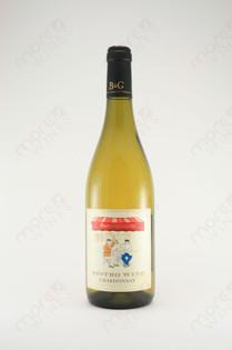 Barton & Guestier Bistro Wine Chardonnay 2006 750ml
