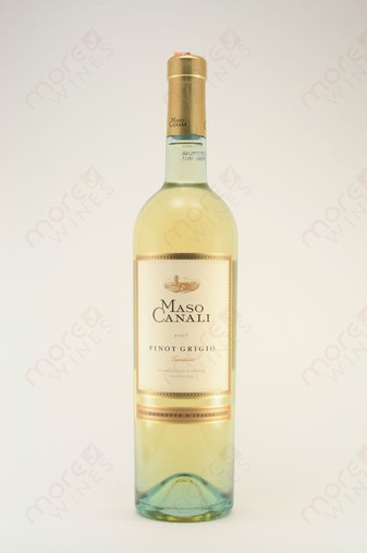 Maso Canali Trentino Pinot Grigio 2007 750ml