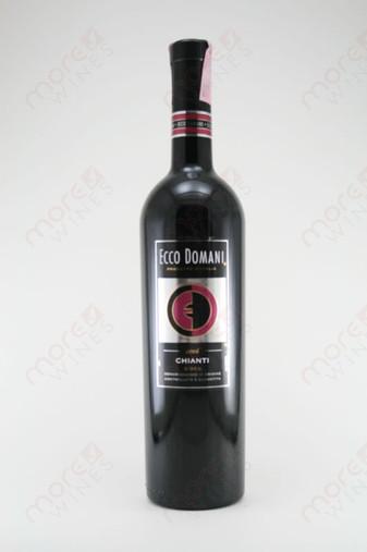 Ecco Domani Docg Chianti 2006 750ml