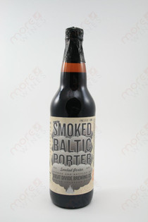 Great Divide Brewing Smoked Baltic Porter