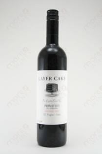 Layer Cake Primitivo Zinfandel 750ml