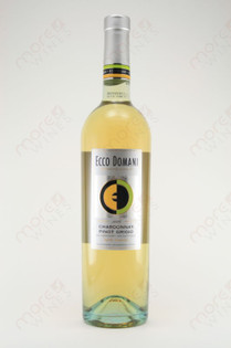 Ecco Domani Chardonnay Pinot Grigio 2006 750ml