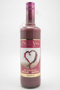 ChocoVine Chocolate and Raspberry Wine 750ml