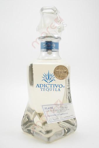 Adictivo Plata Tequila 750ml