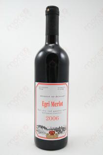 Egri Merlot Dry Red 2006 750ml