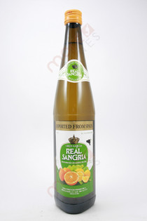 Cruz Garcia Real White Sangria 750ml