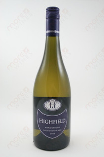 Highfield Marlborough Sauvignon Blanc