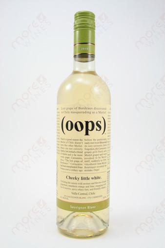 Oops Sauvignon Blanc 750ml