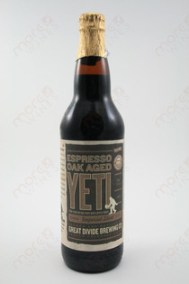 Great Divide Brewing Espresso Oak Aged Yeti Imperial Stout