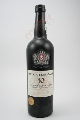 Taylor Fladgate 10 Year Old Tawny Porto 750ml