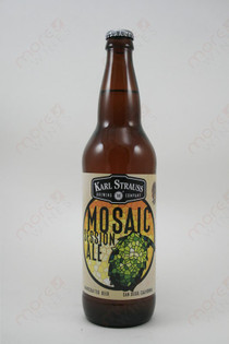 Karl Strauss Mosaic Session Ale 22fl oz