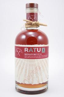 Ratu Signature 8 Year Old Premium Rum 750ml