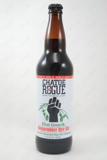 Rogue Chatoe Roguenbier Rye Ale 22fl oz