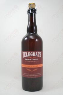 Telegraph Reserve Wheat Ale 25.4fl oz