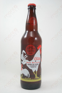 New Belgium Lips of Faith Biere De Garde 22fl oz