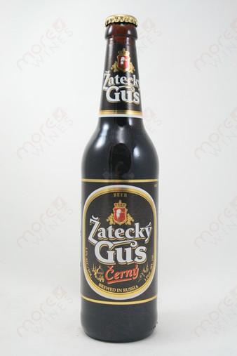 Zatecky Gus Cerny Ale 16.9fl oz
