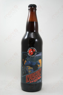 Black Market Invasion Imperial Red Ale 22fl oz