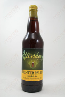 Aftershock Richter Rauch Smoked Ale 22fl oz