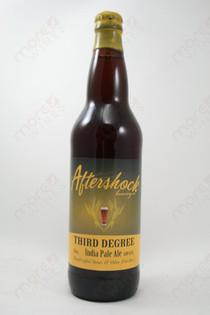 Aftershock Third Degree IPA 22fl oz