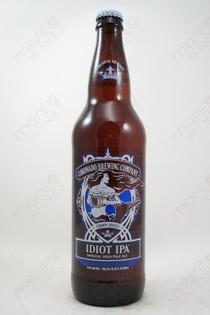 Coronado Brewing Imperial Idiot IPA 22fl oz