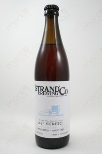 Strand Brewing Co. 24th Street Pale Ale 16.9fl oz