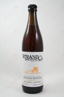 Strand Brewing Co. Beach House Amber Ale 16.9fl oz