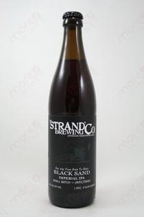 Strand Brewing Co. Black Sand Imperial IPA 16.9fl oz
