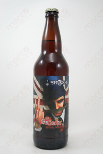 Mercury Brewing Brash The Bollocks Imperial IPA 22fl oz