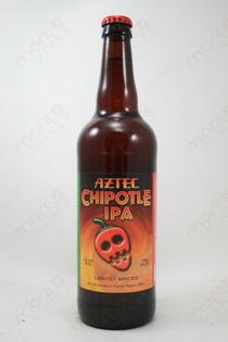 Aztec Chipotle IPA 22fl oz
