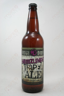 Rough Draft Brewing Emboozlement Triple Ale 22fl oz