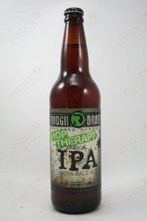 Rough Draft Brewing Hop Therapy IPA 22fl oz