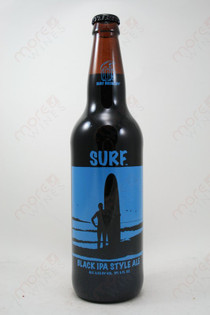 Surf Brewery Surf Black IPA Style Ale 22fl oz