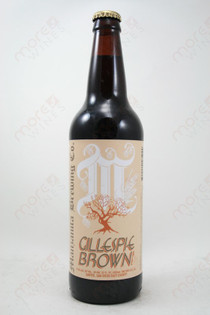 Manzanita Brewing Gillespie Brown Ale 22fl oz