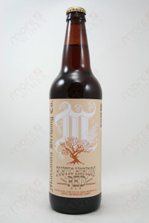 Manzanita Brewing Rustic Horizon Red Ale 22fl oz